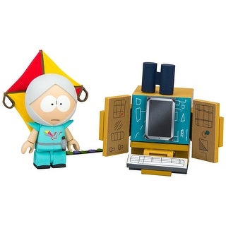 South Park Supercomputer 42-Piece Construction Set w/ Human Kite Kyle - Multi