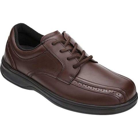 Orthofeet Men's Gramercy Brown