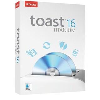 """""""Roxio Toast 16.0 Titanium Software Suite"""""""