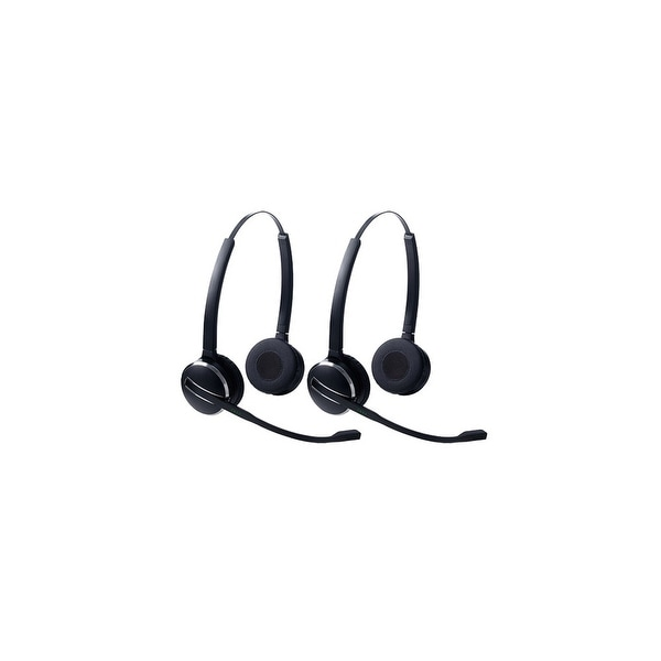05084bcfcdd Shop Jabra Spare PRO9460 Duo Spare Replacement Headset (2-Pack) w/  Noise-Canceling Microphone - On Sale - Free Shipping Today - Overstock -  15386787
