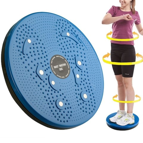 Foot Massager Twist Waist Body Board Feet Massage Magneto Therapy Fitness Torsion Home Aerobic Exercise