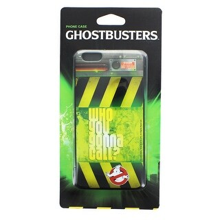 """Ghostbusters """"Who You Gonna Call"""" iPhone 6 Plus/6s Case - multi"""