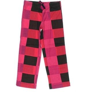 Dots & Dreams Girls Checkered Sleep Pant - 5