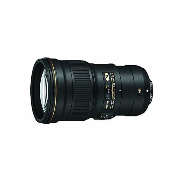 Nikon AF-S NIKKOR 300mm f/4E PF ED VR Lens - Black