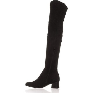 Naturalizer Womens Danton Fabric Closed Toe Over Knee Fashion Boots
