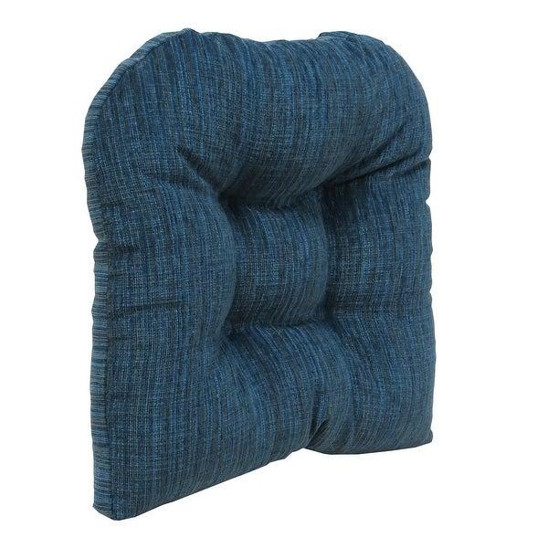 Shop Polar Sapphire Blue XL Universal Chair Pad (Set of 2) - Overstock - 10218850