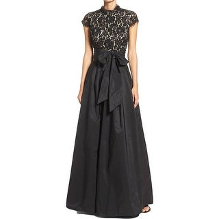 Eliza J Womens Formal Dress Beaded Bodice Ball Gown
