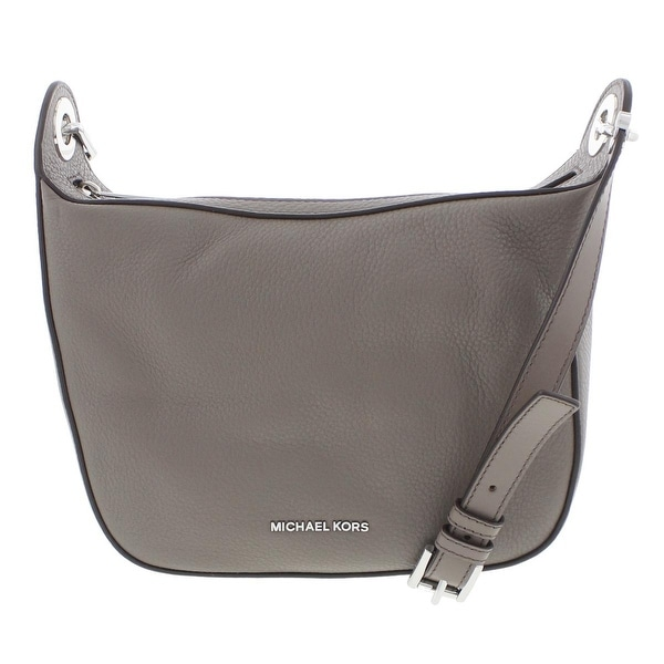 764a547b31f4 Shop MICHAEL Michael Kors Womens Raven Shoulder Bag Leather Grommet - small  - Free Shipping Today - Overstock - 19558811