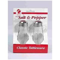 Lifetime 5078610 Salt And Pepper Set, 3 Oz.