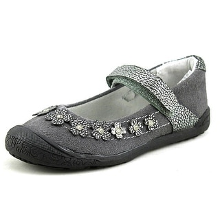 Balleto by Jumping Jacks Comet Round Toe Leather Flats