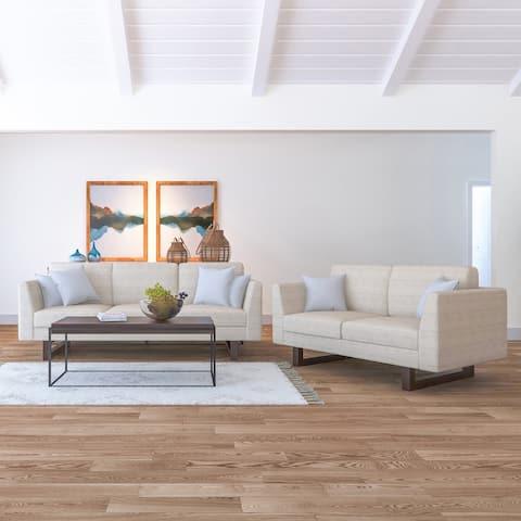 Hayden Sofa and Loveseat Living Room Set