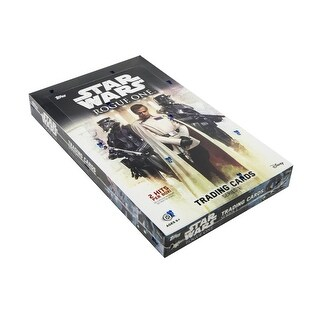 Topps Star Wars Rogue One Series 1 Hobby Box (24 Packs)