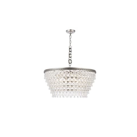 Somette Cloverly Collection Pendant Lamp - 28 Inch