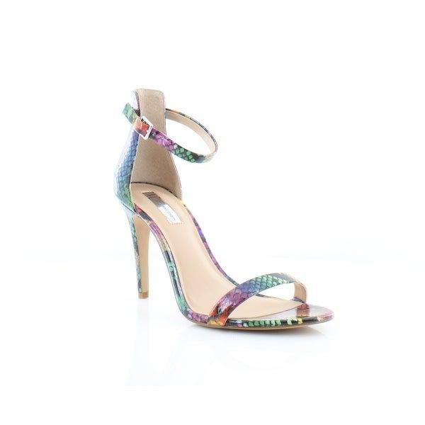 INC International Concepts Roriee Women's Sandals Snake Mult - 9.5