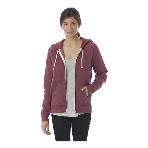 Alternative - Women's Adrian Eco-Fleece Full-Zip Hooded Sweatshirt
