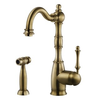 Buy Copper Finish Kitchen Faucets Online At Overstock Com Our Best
