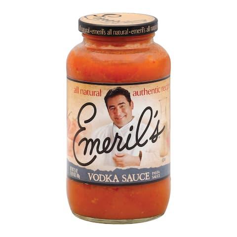 Emeril Vodka Sauce - Case of 6 - 25 oz.
