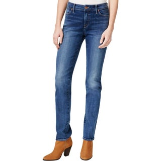 Lucky Brand Womens Hayden Straight Leg Jeans Denim Mid-Rise