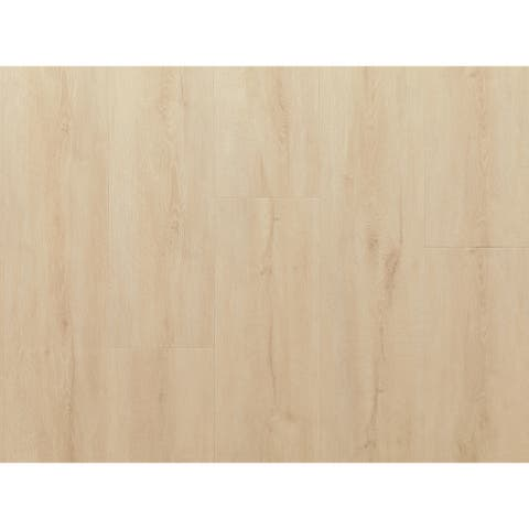 NewAge Products Stone Composite 9.5mm Luxury Vinyl Plank - 400 Sq.ft. Flooring Bundle