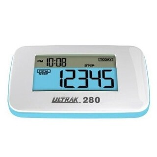 Ultrak 280 Pedometer with 3D Motion Sensor