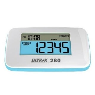 Ultrak 280 Pedometer with 3D Motion Sensor (2 options available)