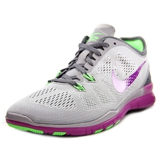 Nike Free 5.0 Tr Fit 5 Round Toe Synthetic Cross Training