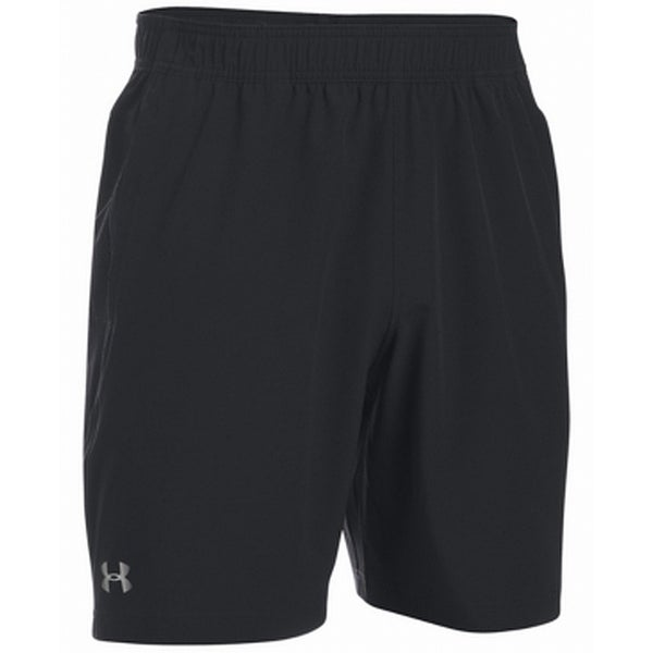 24d4b7877 Shop Under Armour Black Mens Size Small S Pull On Stretch Athletic Shorts -  Free Shipping Today - Overstock - 28420921
