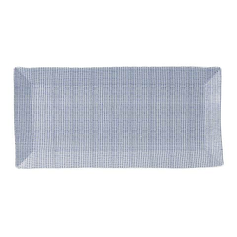 Pacific 15.5-inch Dots Rectangular Serving Tray