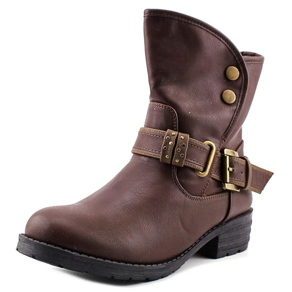 Beacon Canyon Women Round Toe Synthetic Ankle Boot