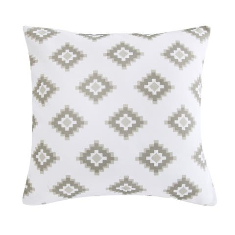 HiEnd Accents Chalet Outdoor Pillow, 20x20