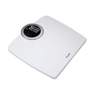 American Weigh 396Luma Digital Bathroom Scale 396Lb X 0.2Lb