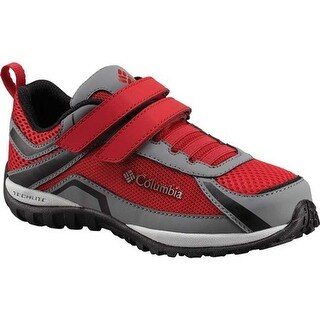 Columbia Children's Conspiracy Child Athletic Sneaker Mountain Red/Lux