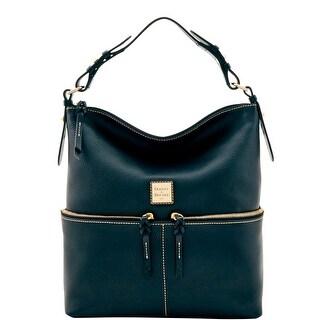 Dooney & Bourke Pebble Grain Zipper Pocket Sac Shoulder Bag (Introduced by Dooney & Bourke at $268 in May 2017)