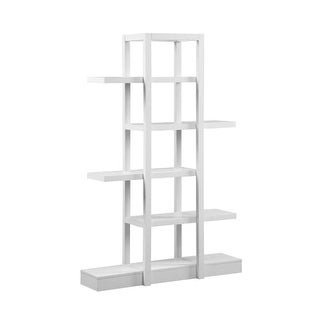 Monarch Specialties I 2561 71 Inch Tall Shelving Unit