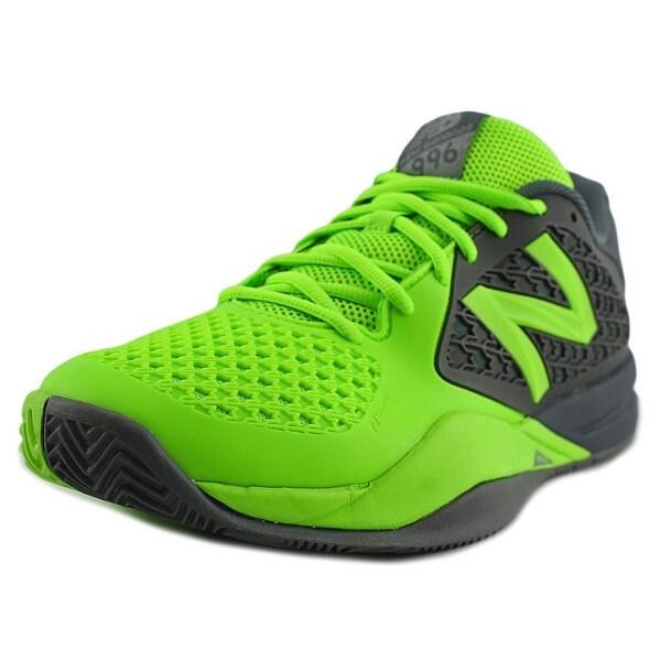 best website 5f0c4 2267b Shop New Balance MC996 Men 2E Round Toe Synthetic Green ...