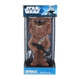 Star Wars Wacky Wobbler Bobble Head: Chewbacca - multi