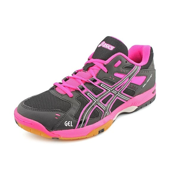Asics Gel-Rocket 6 Round Toe Synthetic Tennis Shoe