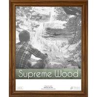 Shop Timeless Frames 42033 Supreme Woods Honey Wall Frame 16 X 20