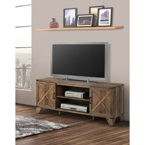 Carbon Loft Elspet 60-inch Wide TV Stand - N/A