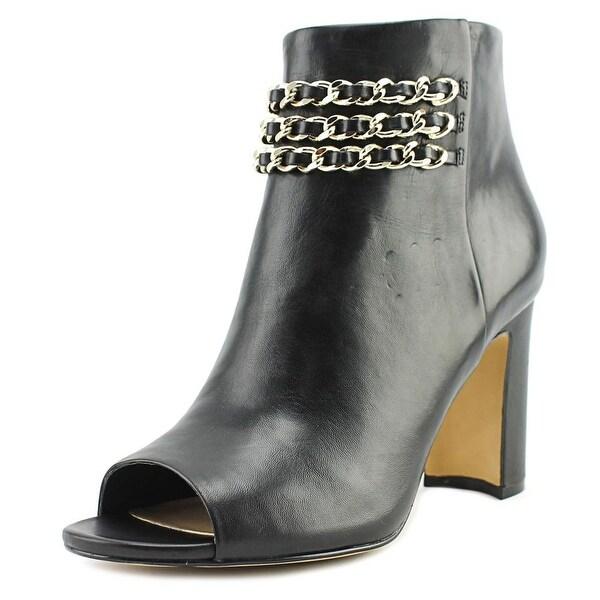 Karl Lagerfeld Elora Black Boots