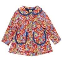 8a7b04613 Shop Angles Garment Toddler Little Girl White Swing Coat Hat Set 2T ...