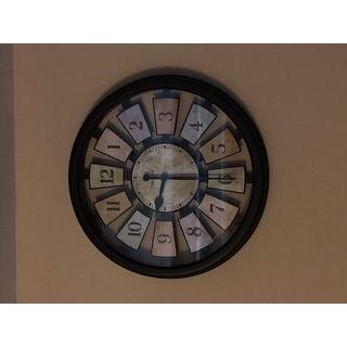 18-inch Kalediscope Wall Clock