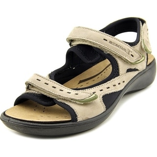 Romika Ibiza 23 Open-Toe Leather Sport Sandal
