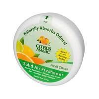 Citrus Magic  Citrus Magic Solid Air Freshener - 8 oz - Case of 6