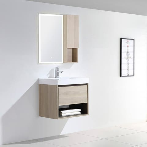 "Laila 24"" Single Bathroom Vanity Set"