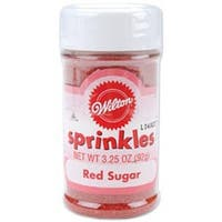 Red - Sugar Sprinkles 3.25Oz