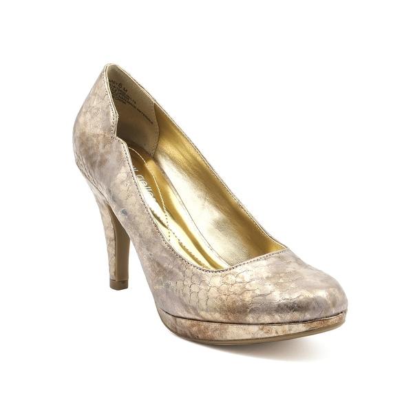 Andrew Geller GAREY Women's Heels Champagne