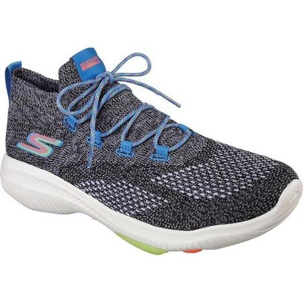 NEW! SKECHERS MEN'S GOWALK REVOLUTION ULTRA Shoes Black Size
