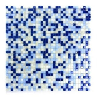 Miseno MT-COMET5/16SQ Comet - Glass Visual - Wall Tile (Sold by Sheet) - N/A