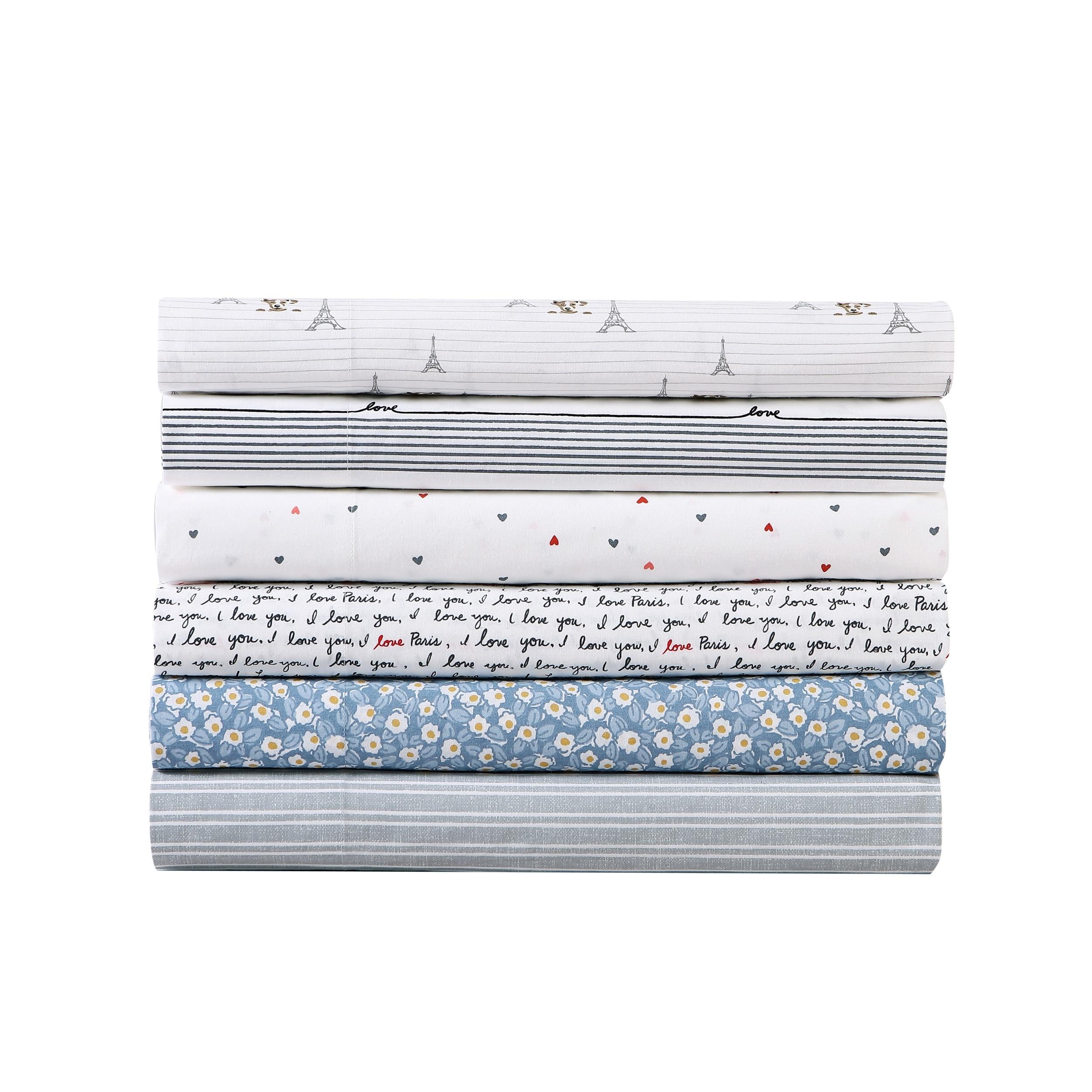 Ellen Degeneres 100 Cotton Printed Percale Sheets On Sale Overstock 26951355